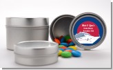 Cruise Ship - Custom Bridal Shower Favor Tins