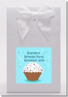 Cupcake Boy - Birthday Party Goodie Bags