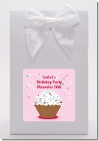 Cupcake Girl - Birthday Party Goodie Bags