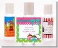 Cupcake Trio - Personalized Birthday Party Hand Sanitizers Favors thumbnail