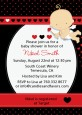 Cupid Baby Valentine's Day - Baby Shower Invitations thumbnail