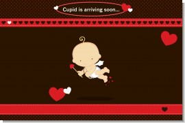 Cupid Baby Valentine's Day - Personalized Baby Shower Placemats