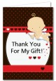 Cupid Baby Valentine's Day - Baby Shower Thank You Cards thumbnail