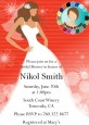 Custom Bride - Bridal Shower Invitations thumbnail