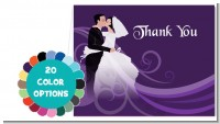 Custom Wedding Couple - Bridal | Wedding Thank You Cards