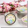 Cute as a Button - Baby Shower Candle Favors thumbnail