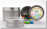 Cute As a Button - Custom Baby Shower Favor Tins
