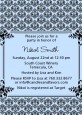Damask - Baby Shower Invitations thumbnail
