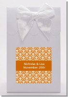 Damask Pattern - Bridal Shower Goodie Bags
