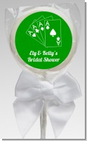 Deck of Cards - Personalized Bridal Shower Lollipop Favors
