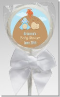 Dinosaur Baby Boy - Personalized Baby Shower Lollipop Favors