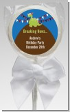 Dinosaur - Personalized Birthday Party Lollipop Favors