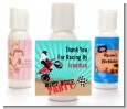 Dirt Bike - Personalized Birthday Party Lotion Favors thumbnail