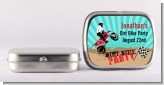 Dirt Bike - Personalized Birthday Party Mint Tins