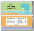 Dolphin | Aquarius Horoscope - Personalized Baby Shower Candy Bar Wrappers thumbnail