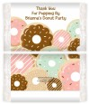 Donut Party - Personalized Popcorn Wrapper Birthday Party Favors thumbnail