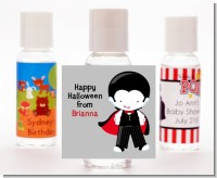 Dracula - Personalized Halloween Hand Sanitizers Favors
