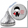 Dracula - Hershey Kiss Halloween Sticker Labels thumbnail