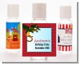 Dragon and Vikings - Personalized Birthday Party Hand Sanitizers Favors thumbnail