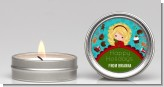 Dreaming of Sweet Treats - Christmas Candle Favors