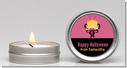 Dress Up Butterfly Costume - Halloween Candle Favors