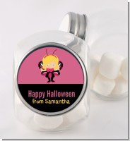 Dress Up Butterfly Costume - Personalized Halloween Candy Jar