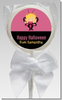 Dress Up Butterfly Costume - Personalized Halloween Lollipop Favors