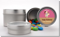 Dress Up Cowgirl Costume - Custom Halloween Favor Tins