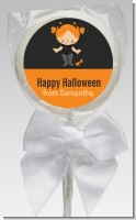 Dress Up Kitty Costume - Personalized Halloween Lollipop Favors