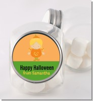Dress Up Pumpkin Costume - Personalized Halloween Candy Jar