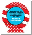 Dr. Seuss Inspired - Personalized Baby Shower Centerpiece Stand thumbnail