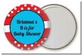 Dr. Seuss Inspired - Personalized Baby Shower Pocket Mirror Favors