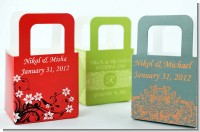 Brida Shower  Wedding Favor Boxes