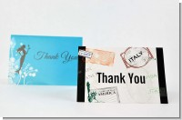 Bridal Shower  Wedding Thank You Cards