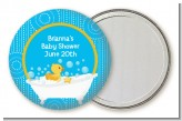 Duck - Personalized Baby Shower Pocket Mirror Favors