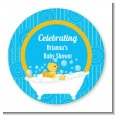 Duck - Personalized Baby Shower Table Confetti thumbnail
