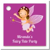 Fairy Princess - Personalized Birthday Party Card Stock Favor Tags