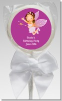 Fairy Princess - Personalized Birthday Party Lollipop Favors