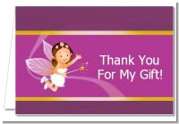 Fairy Princess - Birthday Party Thank You Cards