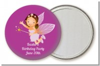Fairy Princess - Personalized Birthday Party Pocket Mirror Favors