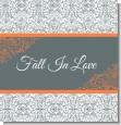 Grey & Orange Bridal Theme thumbnail