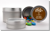 Fall Tree - Custom Bridal Shower Favor Tins