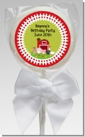 Farm Animals - Personalized Baby Shower Lollipop Favors