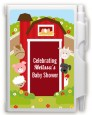 Farm Animals - Baby Shower Personalized Notebook Favor thumbnail