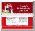 Farm Animals - Personalized Birthday Party Photo Candy Bar Wrappers thumbnail