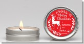 Festive Antlers - Christmas Candle Favors