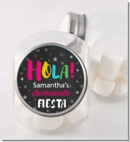 Fiesta - Personalized Bridal Shower Candy Jar