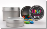 Fiesta - Custom Bridal Shower Favor Tins