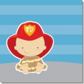 Future Firefighter Baby Shower Theme