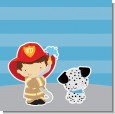 Future FireFighter Birthday Party Theme thumbnail